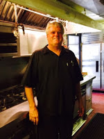 Culinary Institute of America Chef Paul Daubert at Nuevo Cantina in St. Petersburg, Florida