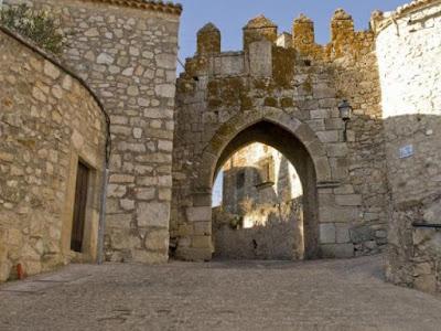 Visita el casco antiguo de Trujillo, Cáceres