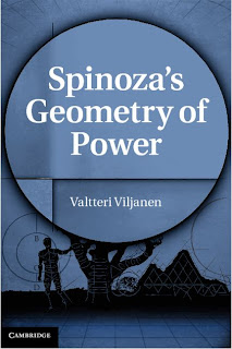 Valtteri Viljanen: Spinoza's Geometry of Power