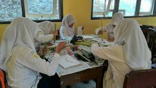 Madrasah Ini Tonjolkan Kaligrafi di Ekskulnya