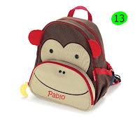mochila personalizable con nombre de tutete.com