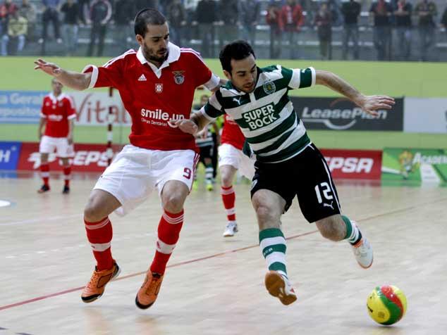 Futsal  Sporting sagra-se campeão nacional - Visão de Mercado 2e0633c2aef86