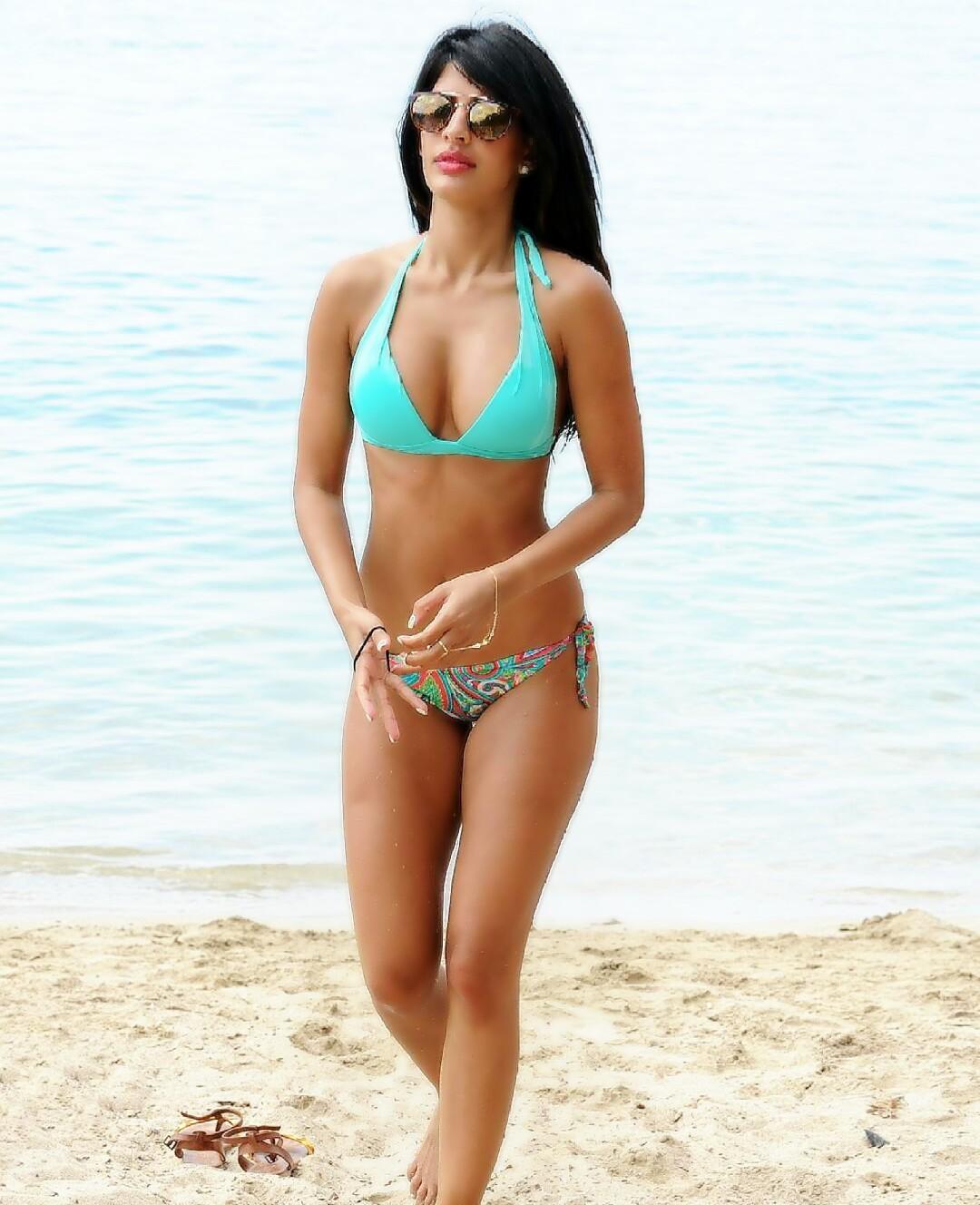 Jasmin Walia Hot Bikini Photoshoot Hd Photos