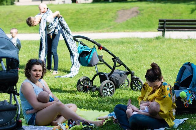 Relacja z pikniku KARMIĄCE CYCE NA ULICE 2016 - POZNAŃ