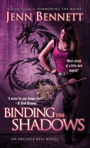 Covers - The Arcadia Bell Series by Jenn Bennett