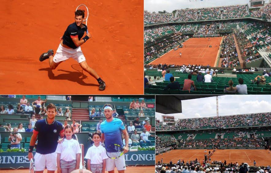Tennis, Roland Garros: Thiem batte Cecchinato e vola in finale