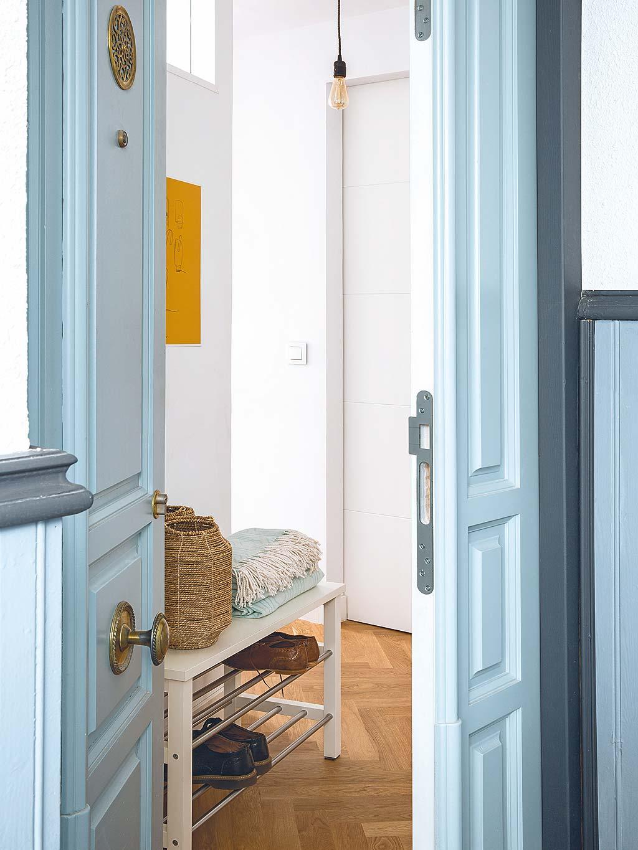 Una casa a colori a madrid coffee break the italian - Casa a colori ...