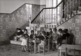 Hogar infantil de Burjassot (Villa de San José): una obra de mujeres. 'Los niños de la guerra que se quedaron en España' (IV)