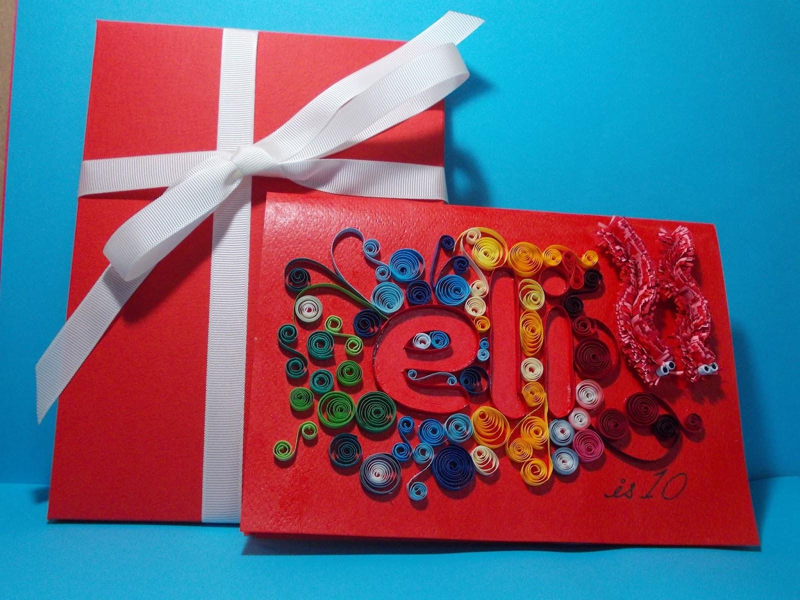 handmadest eid mubarak and happy birthday