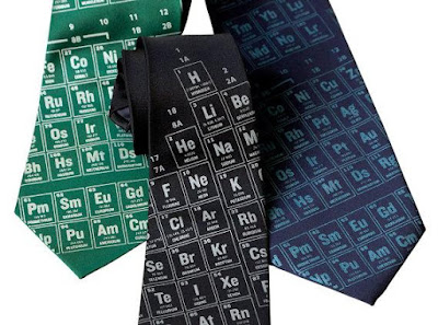 Chemistry Necktie