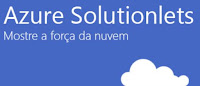Azure Solutionlets te leva pra Olímpiada