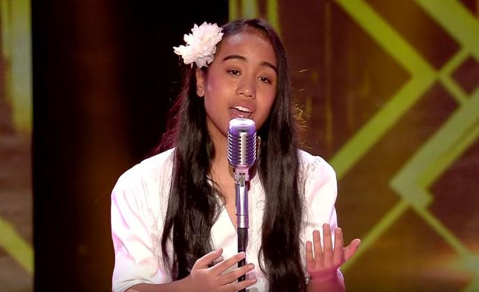 Dianne Jacob - Semifinals - Spain's Got Talent 2016