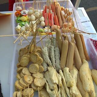 Rincian Modal Usaha Sate Seafood Serba 2000