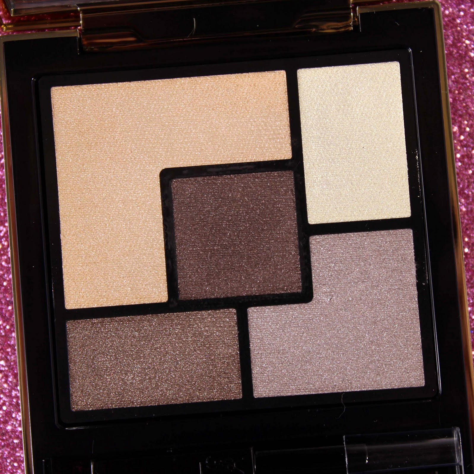 Ysl couture palette 4 saharienne swatches review lani loves ysl couture palette 4 saharienne swatches review ccuart Gallery