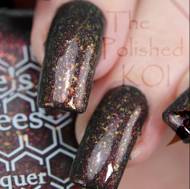 Bee's Knees Lacquer We All Float 3.0