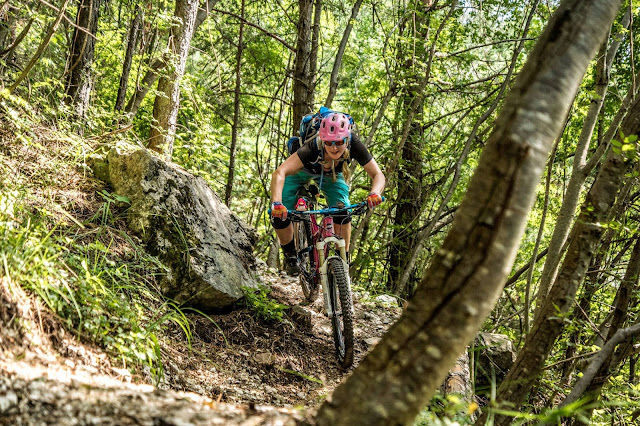 Mountianbike Tour Monte Cuarnan Friaul