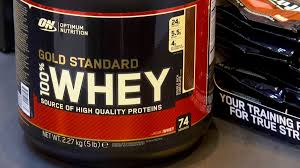 On Gold standard 100% Learn all about Whey Protein Isolate