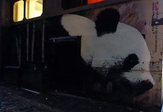 Glasgow's Panda.