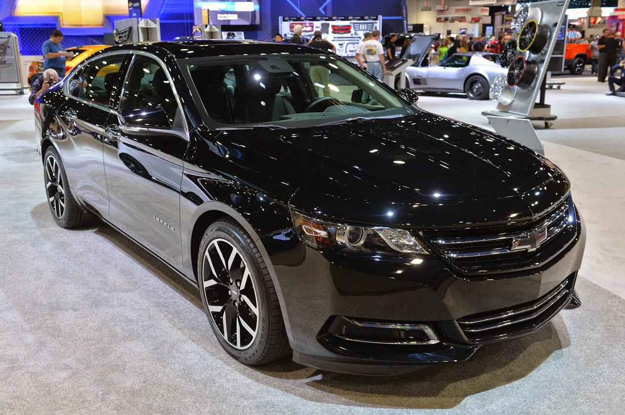 © Automotiveblogz: Chevrolet Impala Blackout Concept SEMA ...