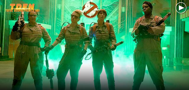 Femeile nu se tem de fantome în primul trailer pentru Ghostbusters