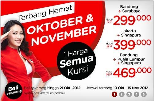 Promo Tiket Airasia 2013 Broadcast Bbm