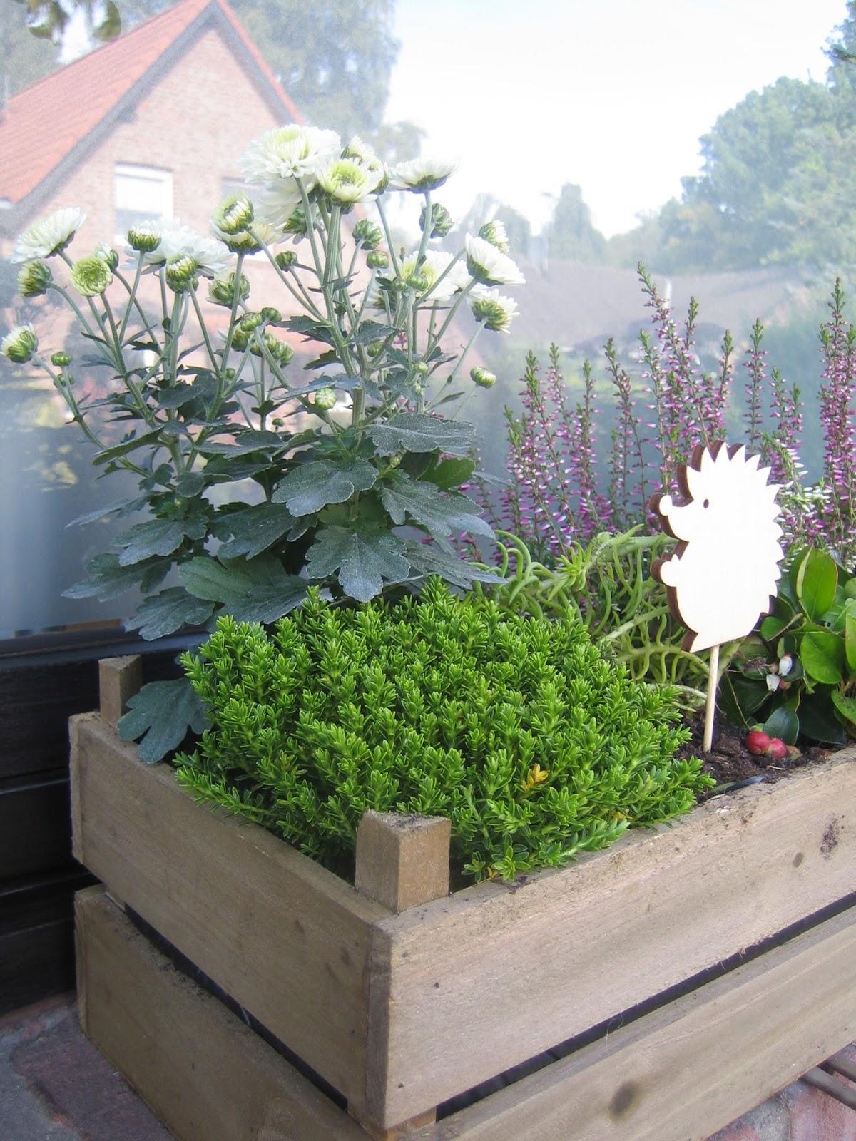Frisch Gartendeko Aus tontöpfen Design