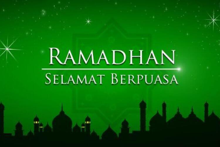 Ramadhan selamat berpuasa