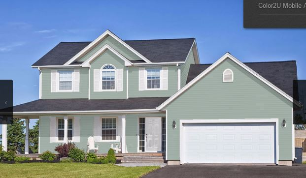 Making House a Home: Picking Exterior Paint