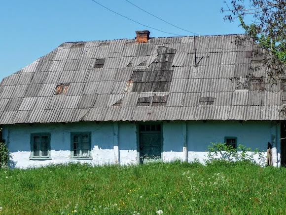 Лисовичі. 200-річний будинок