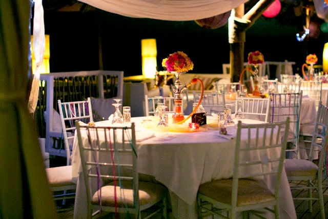 decoracion para bodas con mucho color