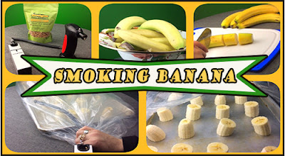 Take a very simple fruit and turn it into a culinary delight by adding smoke to it.