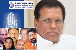 President appoints new SLFP organizers to electorates & districts
