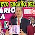 La tarjeta #SalarioRosa, fue un fraude más del PRI.!!