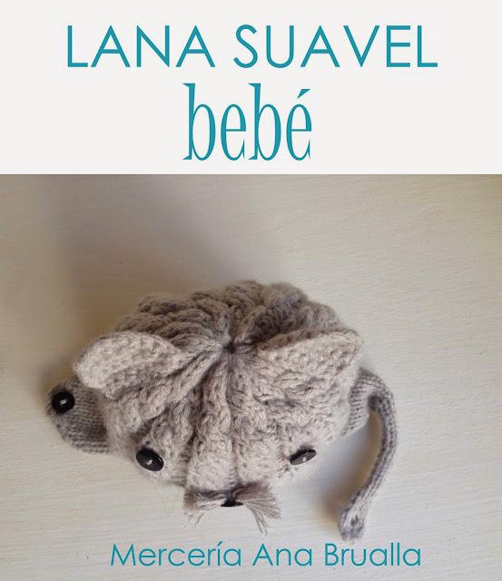 Gorro de Lana para Bebé suavel lana