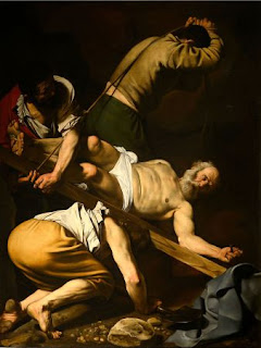 The Crucifixion of St. Peter