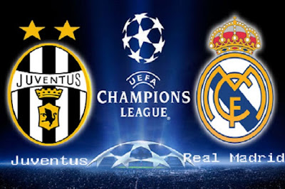 Juventus Vs Real Madrid UEFA Final