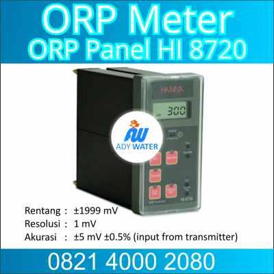 Harga Terbaik ORP Meter HI 8720