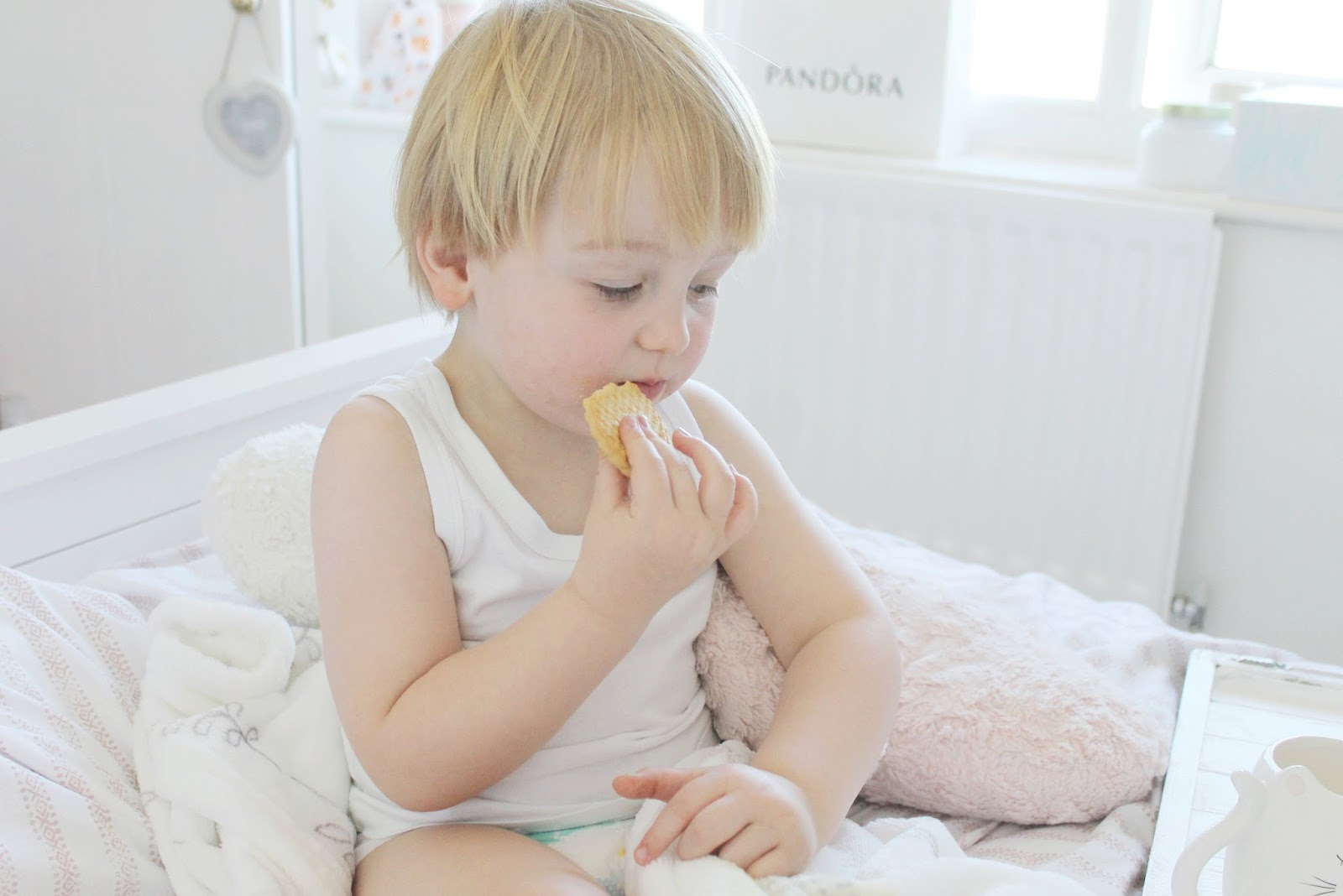 Toddler baby shabby chic blog update