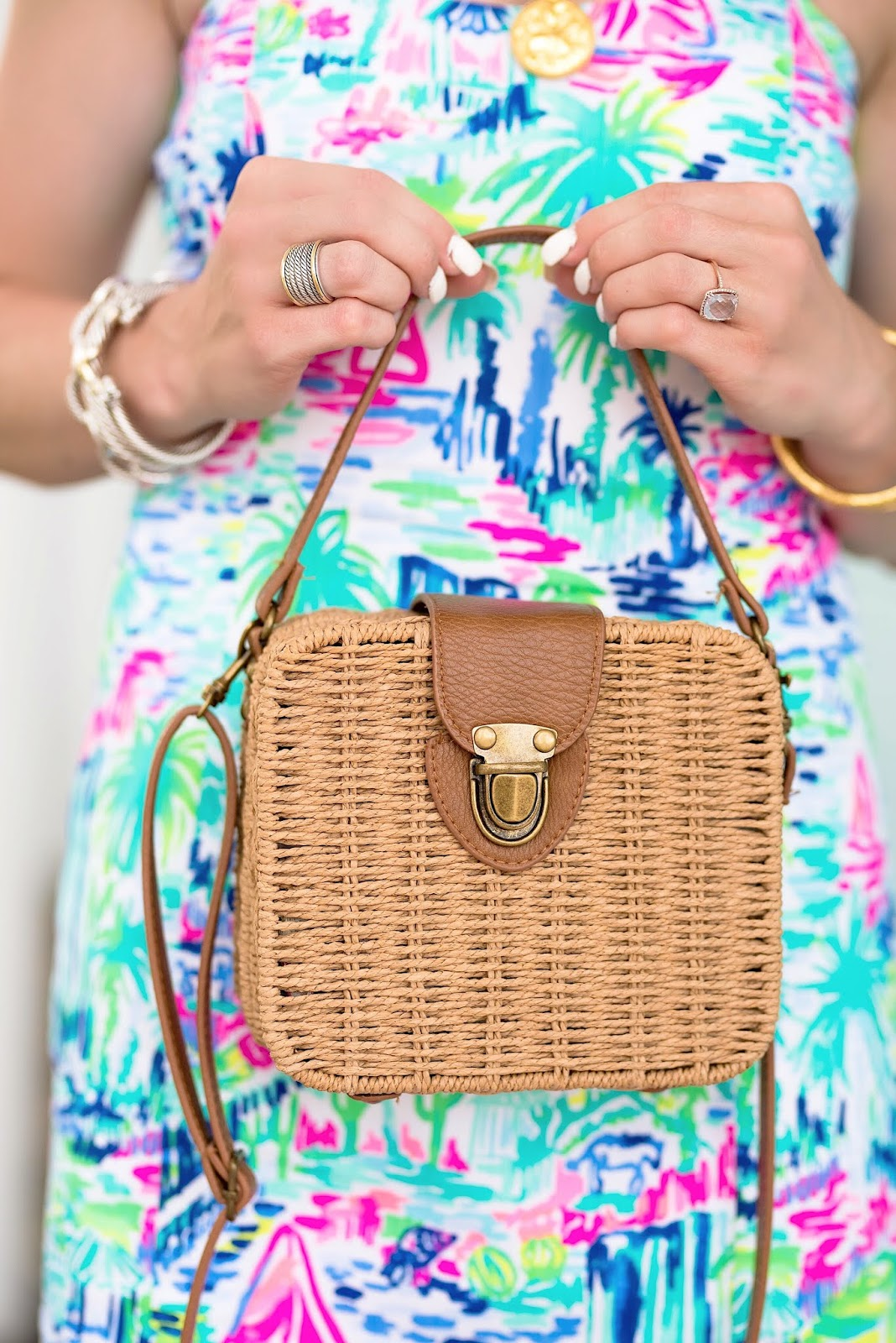 Lilly Pulitzer Multi Salt in the Air - Something Delightful Blog