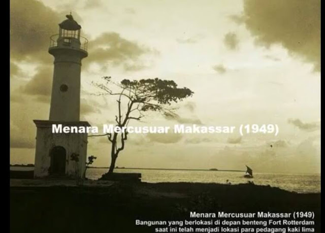 Menara Mercusuar Makassar (1949)
