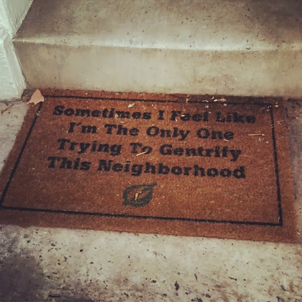 doormats are not valuedu2013 we have even adopted the noun as a metaphor to describe people who allow themselves to be used by others