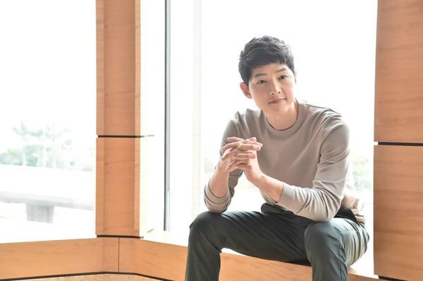 anh nam thanh Song Joong Ki