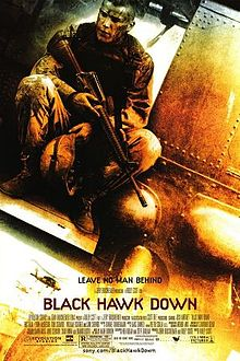 Picture of Black Hawk Down movie poster