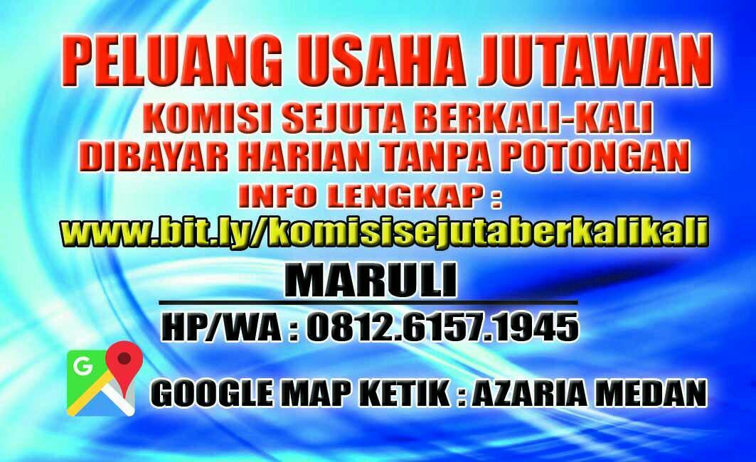 BISNIS ONLINE TERBESAR & TERPERCAYA - 081261571945 ...