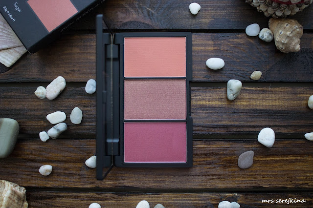 Sleek Blush By 3 Palette Sugar 364