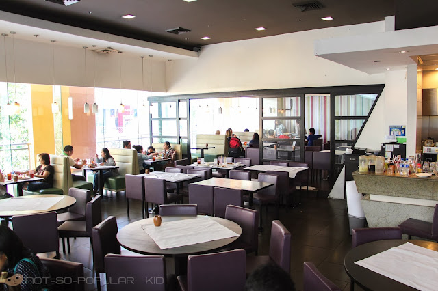 The Burgoo American Bar and Restaurant in Mall of Asia 2nd Floor