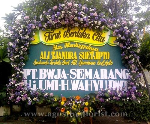 bunga-papan-surabaya-buatan-toko-bunga-agustina-florist