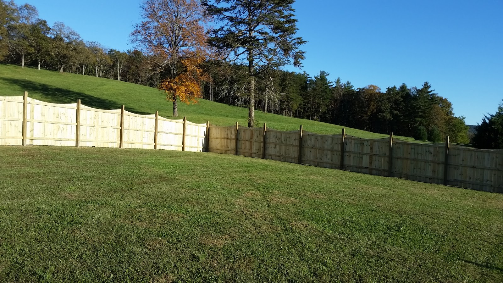 Connell Fence Company Photos