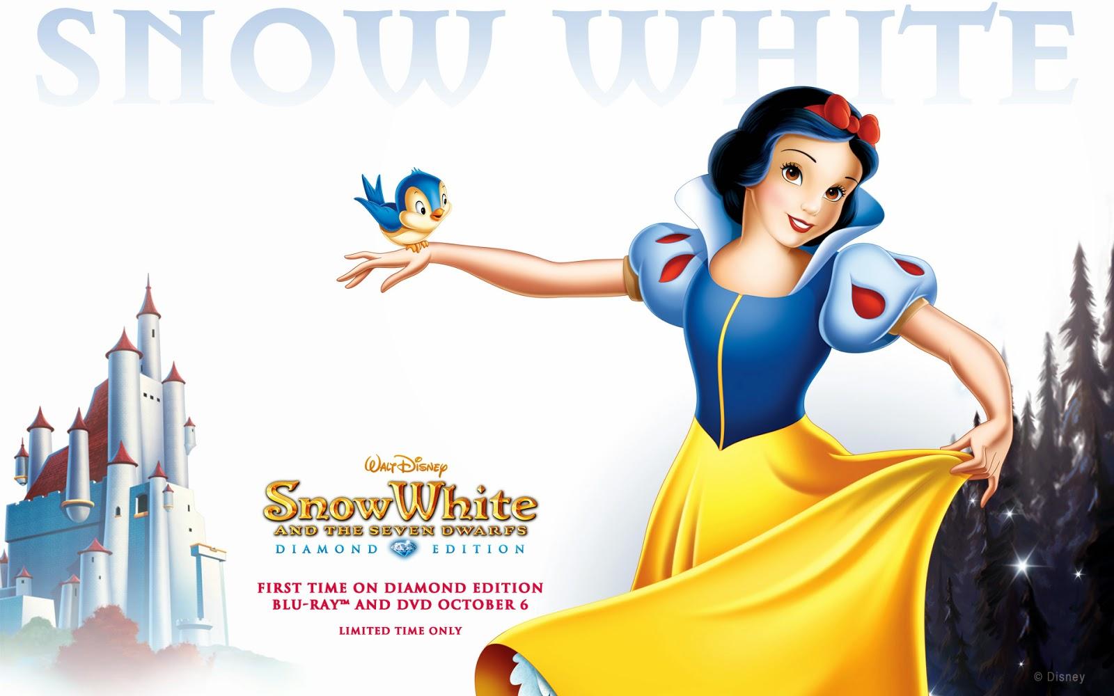 Snow White Diamond Edition
