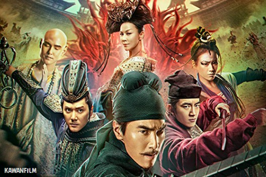 Detective Dee The Four Heavenly Kings (2018) WEBDL Subtitle Indonesia